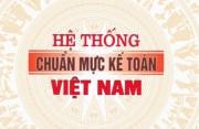 Hệ thống chuẩn mực kế toán Việt Nam