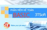 Phần mềm kế toán 3TSoft - Gói Basic