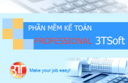 Phần mềm kế toán 3TSoft - Gói Professional