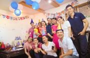 Những khoảnh khắc kỷ niệm sinh nhật tại Công ty