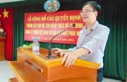 Thành lập chi bộ Đảng Công ty Kế toán Phúc Minh
