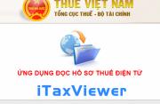iTaxViewer 1.4.1 - Nâng cấp ứng dụng đọc tờ khai thuế định dạng XML