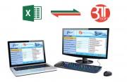 File Excel mẫu gắn dữ liệu vào phần mềm kế toán 3Tsoft
