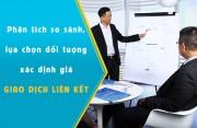 Phân tích so sánh, lựa chọn đối tượng xác định giá giao dịch liên kết